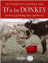 'D' is for Donkey by Dr Elisabeth D Svendsen